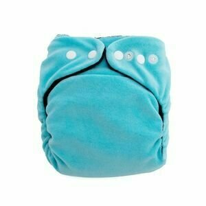 Couches lavables en 2 parties