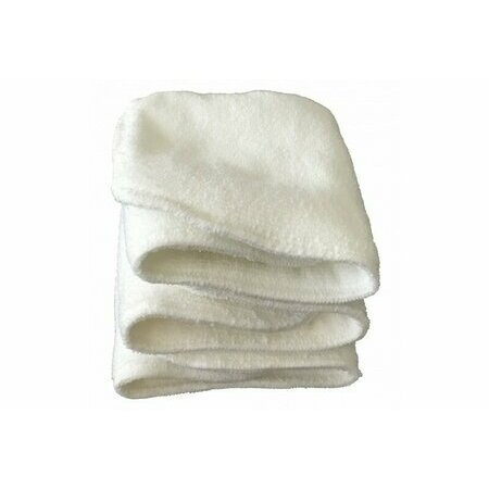 Booster en microfibre (lot de 3)
