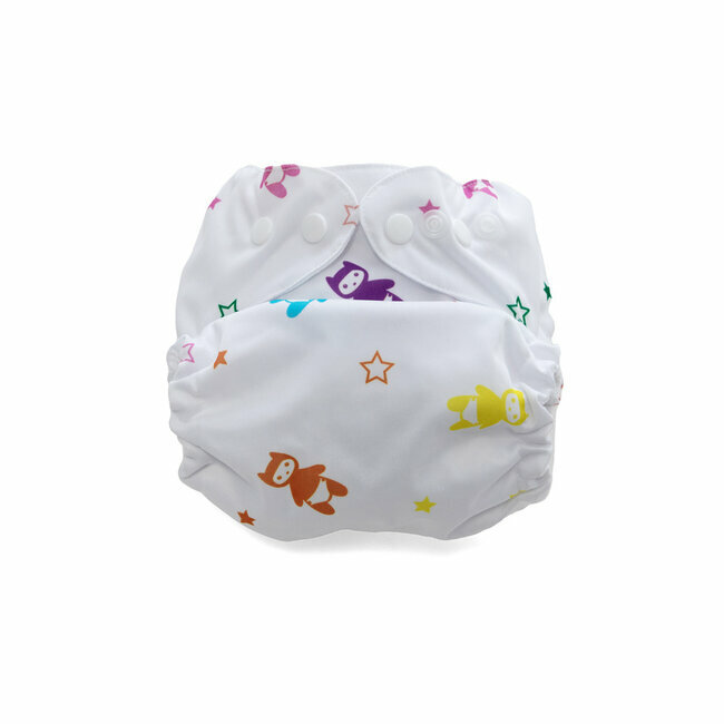 Couche lavable So Easy (sans insert)- Photo 3