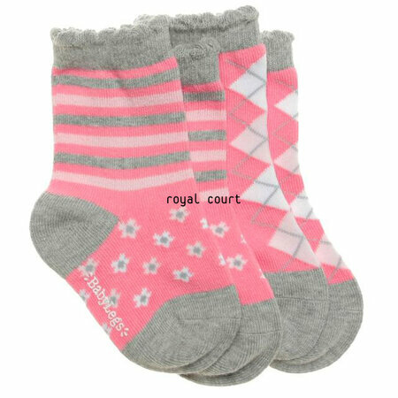 Chaussettes Babylegs bio (2 paires)